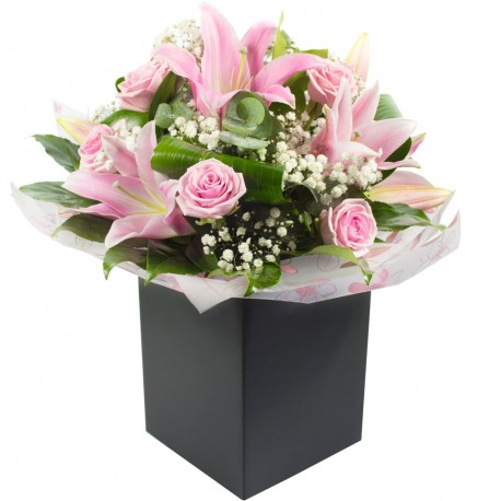 Sylvie Hand tied bouquet