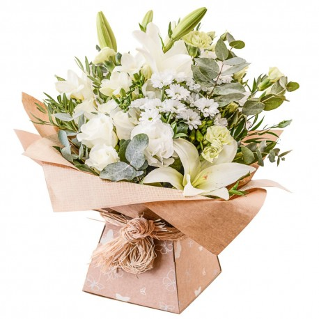 Evelyn Eco Hand tied bouquet