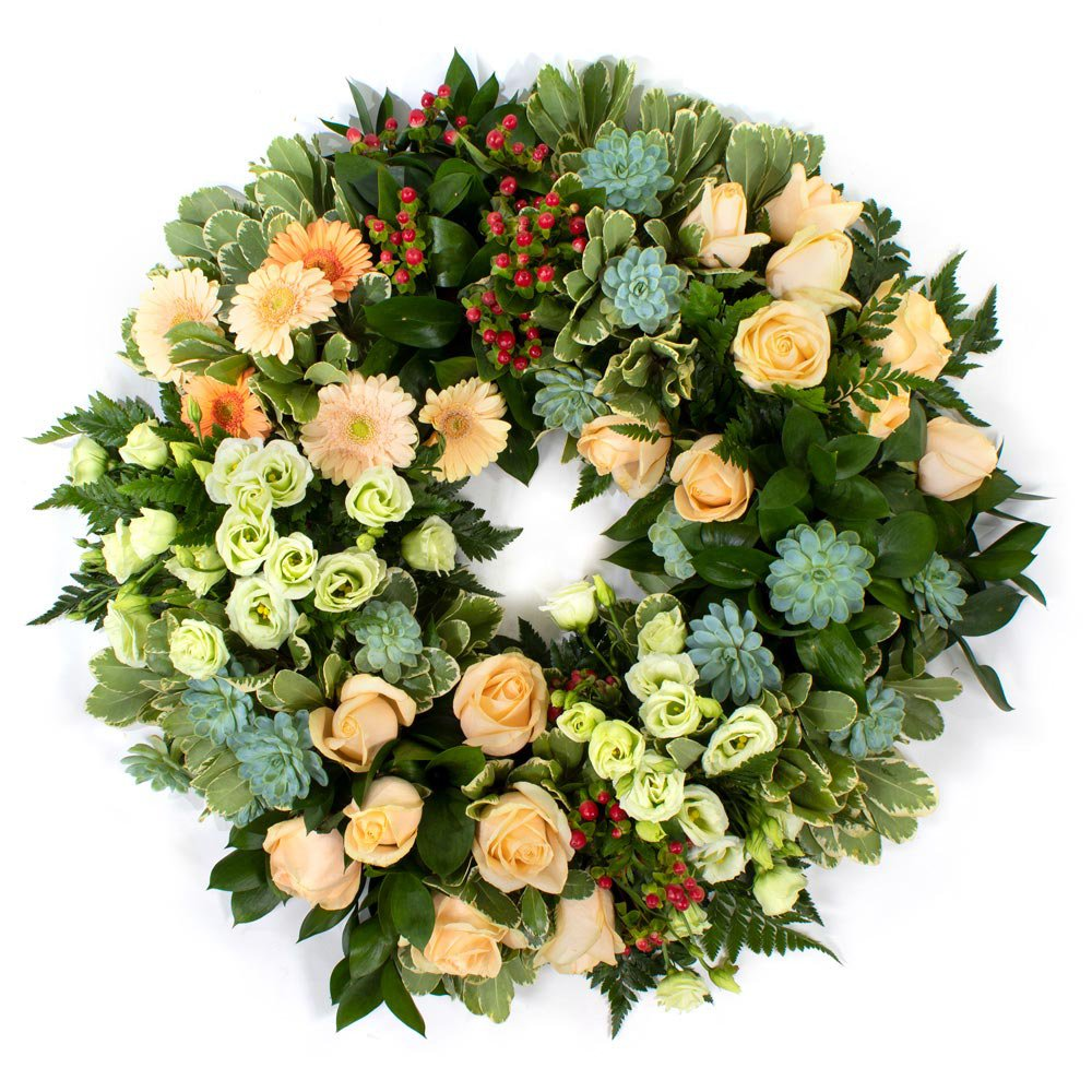 Eco grouped Wreath SYM-354